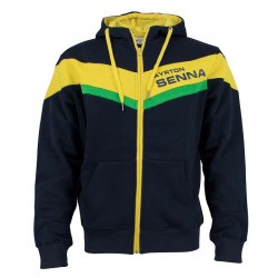 Sweat zippé AYRTON SENNA...