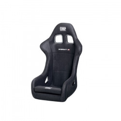 Baquet FIA OMP First-R noir