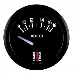 Voltmètre STACK électrique...