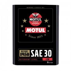 Huile MOTUL Classic SAE 30 2L