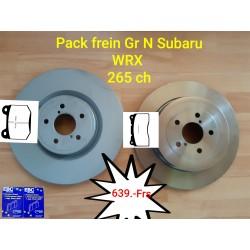Pack Frein Gr N Subaru WRX...
