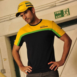 T-shirt AYRTON SENNA Racing...
