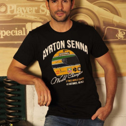 T-shirt AYRTON SENNA World...
